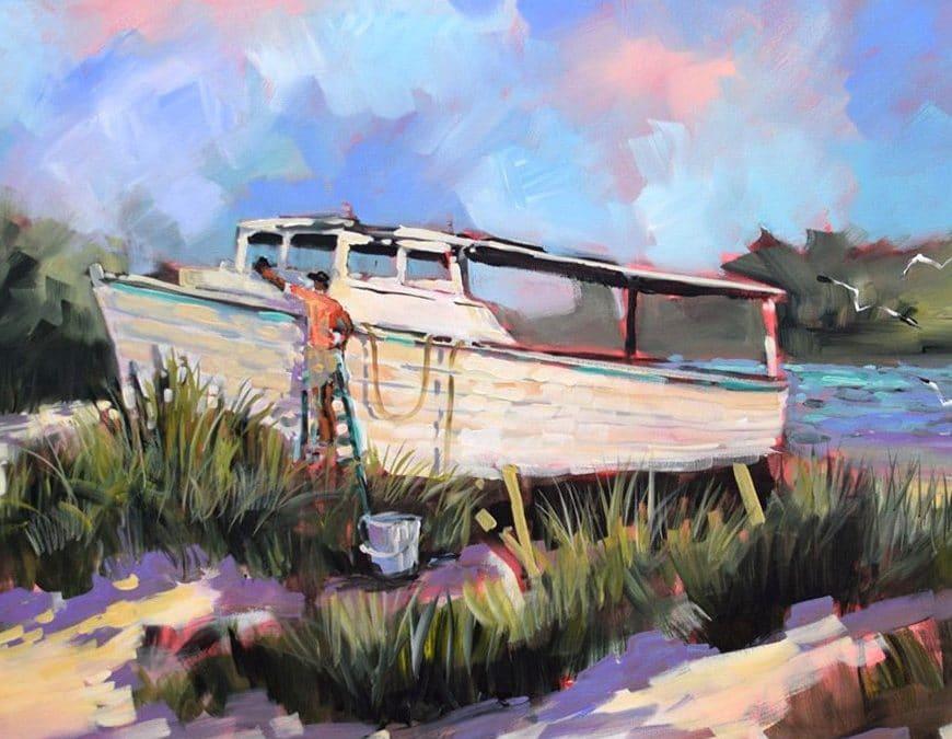 The Joy of Painting Acrylic with Jane Slivka